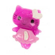 """Магнит акриловый """"Kitty с бантиком"""" (12) №12606 / 4826"""