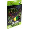 Олівці кольорові 18 кольорів Yes Dino (8) 290597