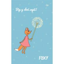 Блокнот A5 40 листов mini Profiplan Foxy dream 903085