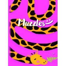 Блокнот A5 40 листов mini Profiplan Muzzles two 902903