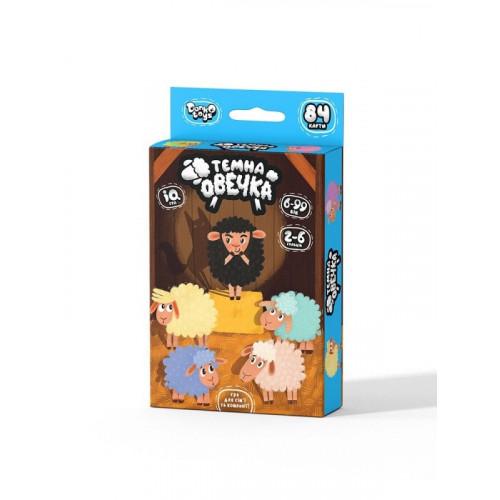 Гра Темна овечка розвиваюча DankoToys (32) №TO-01-01 U