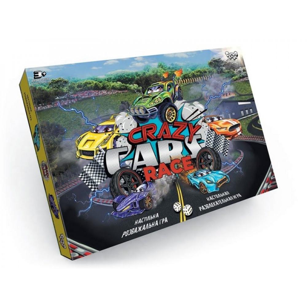 Игра Crazy Cars Race (20) №DTG94R DankoToys