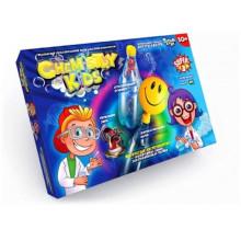 Набір для дослідів Chemistry Kids DankoToys (4) №CHK-02-01U,02U,03U,04U