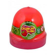 Лизун-антистрес Mr. Boo Crunchy slime Полуниця 120 гр (24) 80087