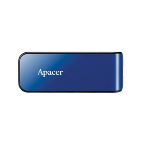 Флеш-память 64GB Apacer AH334 USB USB 2.0 blue №0684