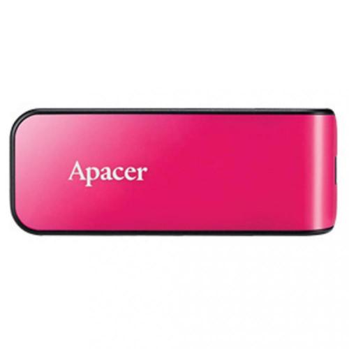 Флеш-память 64GB Apacer AH334/0691 USB 2.0 pink