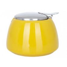 Цукорниця керамічна 300 мл Limited Edition Sunrise жовта JH11128-A125/5236