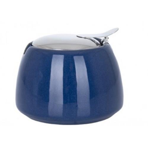 Сахарница керамическая 300 мл Limited Edition Sunrise синяя №JH11128-A333/5243