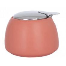 Цукорниця керамічна 300 мл Limited Edition Sunrise корал JH11128-A458/5250
