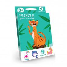 Пазли DankoToys Puzzle для малюків (32) PFK-01U,02U,03U,04U,014-044