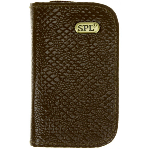 Манікюрний набір 6 предметів SPL в футлярі №77102