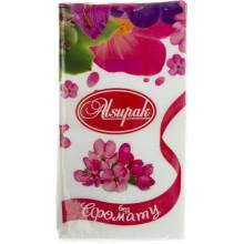 Хустинки паперові Alsupak без запаху/без аромату (10) (160)