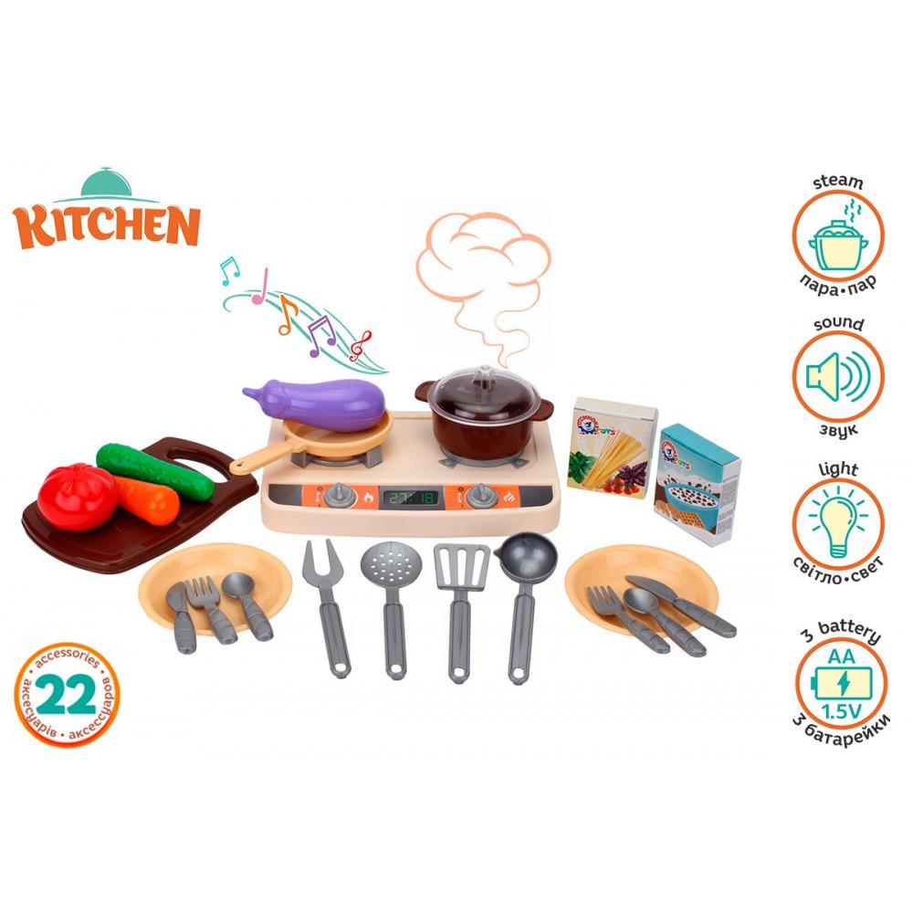 Кухня пластиковая Технокомп №5620