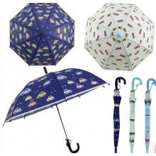 Зонтик детский Машинки 67 см №UM5492(12)(60) КИ