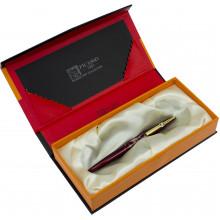 Ручка капиллярная Picasso в подарочной картонной упаковке, красный корпус №988R