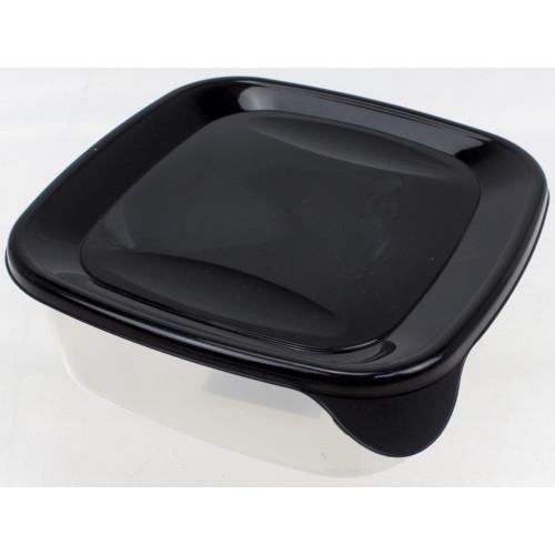 Контейнер для харчових продуктів Фаворит 0,9 л квадратний (60)