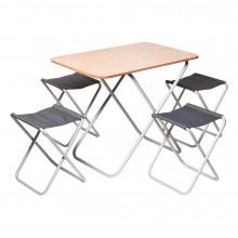 Комплект Пікнік Стіл + 4 стільця