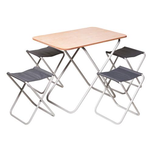 Комплект Пикник Стол + 4 стула