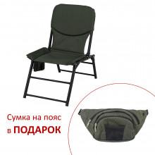 Крісло Титан d27 мм (зелений Меланж)