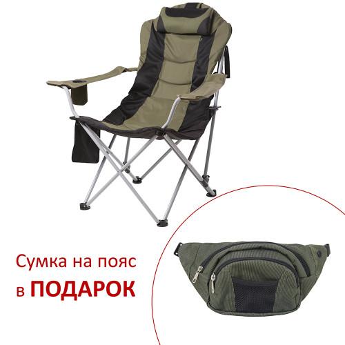 Кресло Директор d19 мм (зеленый)