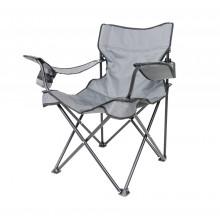 Крісло Вояж-комфорт d16 мм (сірий меланж)