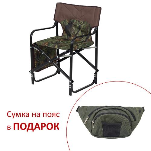Алюм Стул Режиссёрский 30*15 мм (Дубок)